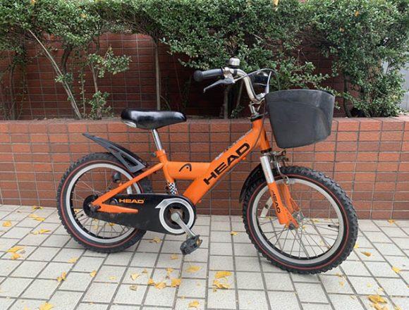 子ども用自転車中古車